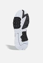 adidas Originals - NITE JOGGER - core black/core black/carbon