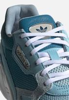 adidas Originals - FALCON W - Blue tint/light aqua/Ash Grey