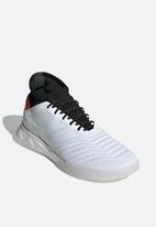 adidas Performance - PREDATOR 19.1 TR - ftwr white/ftwr white/HI-RES RED S18