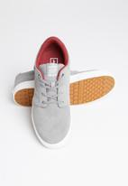Jack & Jones - Jfwbarton suede - grey