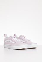 Vans - Old skool elastic lace sneaker - pale purple