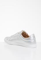 ONLY - Silja glitter sneaker - silver