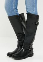Madison® - Andy over the knee boot - black