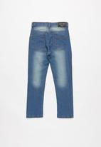 MINOTI - Boys skinny denim jean - blue