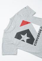 Converse - Cnvb stare chevron box tee - multi