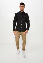 Cotton On - Brunswick shirt - black