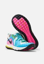 Nike - Zoom Wildhorse 5  - lt orewood brn/black-blue fury