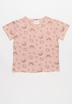 POP CANDY - Kids printed tee - pink