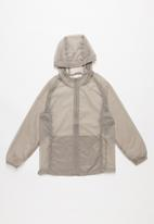 POP CANDY - Rain jacket - grey