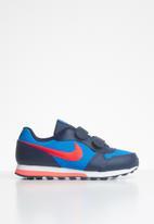 Nike - Nike Md Runner 2 sneaker - photo blue/bright crimson