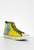 Converse - Chuck Taylor all star hi - fresh yellow/black/white