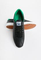 SUPERGA - 2843 Clubs comfleau - black & green