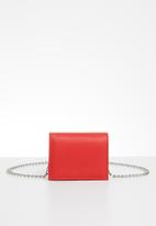 Call It Spring - Celaclya wallet - red