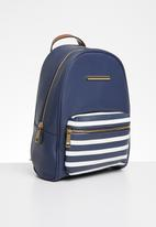 Call It Spring - Amalga backpack - navy