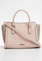 Call It Spring - Spilauer satchel - pink