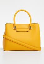 Call It Spring - Rhoilia satchel - yellow
