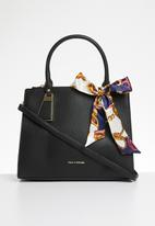 Call It Spring - Premma satchel - black
