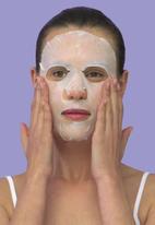 Skin Republic - 2 Step Brightening Vitamin C + Collagen Face Mask