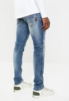 G-Star RAW - D-staq 5-pocket skinny - blue