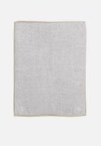 Linen House - Plush bath mat - oatmeal