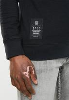 S.P.C.C. - Fury sweatshirt - black