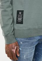 S.P.C.C. - The dark mist sweatshirt - grey