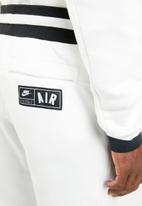 Nike - M nsw nike air pant - white & black