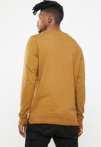 S.P.C.C. - Box sweatshirt - tan