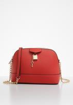 ALDO - Draoswen cross body bag  -  red