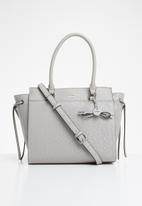 GUESS - Smoke satchel - taupe