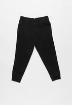 PUMA - Kids ka pants tr cl b - black