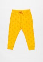 Cotton On - Kallie trackpant - yellow