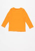 name it - Bamax top - orange
