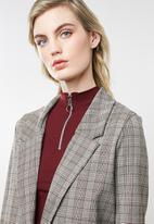 Superbalist - Longline unlined blazer - multi