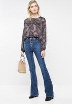 Superbalist - Dropped shoulder blouse - multi