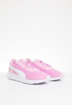 PUMA - ST activate Jr - pink & white