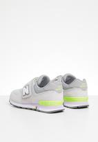 New Balance  - 574 - grey & purple