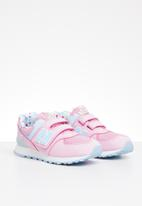 New Balance  - 574 infants sneaker - pink