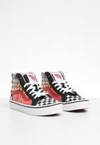 Vans - Sk8-hi zip sneaker - multi
