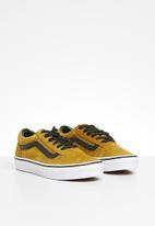 Vans - Old skool sneaker - black & tan