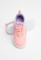 PUMA - Courtflex Inf - sweet lavender & peach