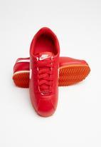 Nike - Cortez basic sl (gs) - red & white