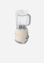 smeg - Retro style 1.5l jug blender - cream