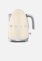 smeg - Retro 1.7l kettle - cream