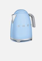 smeg - Retro 1.7l kettle - pastel blue