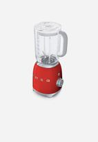 Smeg - Retro style 1.5l jug blender - red
