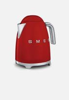 smeg - Retro 1.7l kettle - red
