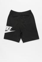 Nike - Nkb ya ft alumni short yth - black