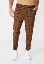 Cotton On - Oxford trousers - multi