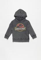 Cotton On - License hoodie - charcoal